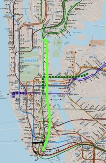2nd Avenue Subway Congresswoman Carolyn Maloney